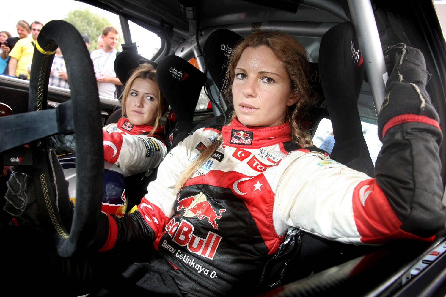 Movie about female race car driver