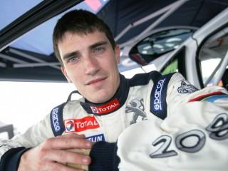 Craig Breen Peugeot Sport