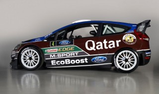 Qatar M-Sport World Rally Team 01