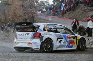 Rally Monte Carlo 2014