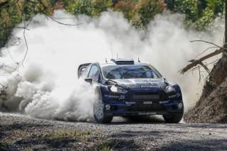 Rally Australia 2014 WRC08