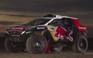 Peugeot 2008 DKR, Savaş Giysilerini Kuşandı