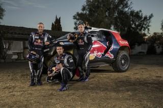 Dakar Rallisi'nde Kanatlanmaya Hazırlandılar