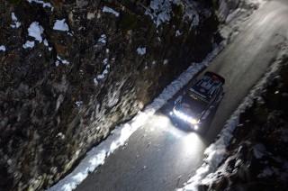 Monte-Carlo'da Michelin Volkswagen'i Zirveye Taşıdı