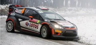 Kubica İzmit'te Üretilen Pirelliler'le WRC'de
