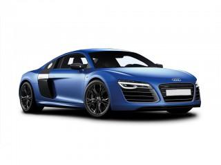 Dünya'nın En İyi Performans Otomobili Audi R8 Coupe