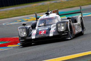 Le Mans'da zafer Porsche'nin