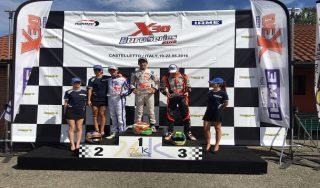 Berkay Besler X30 Euro Series Şampiyonu