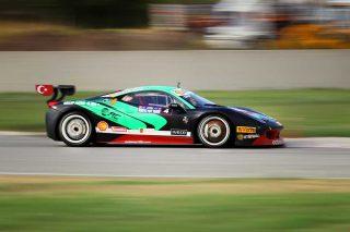 Galip Atar Ferrari Challenge'te