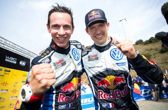 Sebastien Ogier 4.Kez Dünya Ralli Şampiyonu